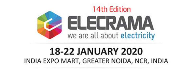 ELECRAMA 2020 (Showcase of Electrical Industry)