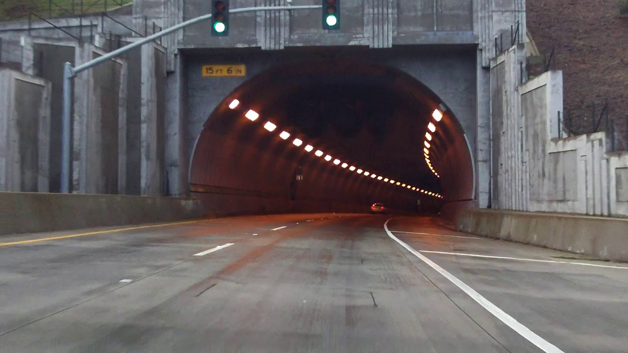 Road and Railway Tunnel